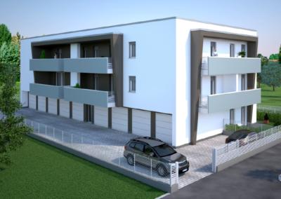 Progetto 4G - Studio bgarch-05