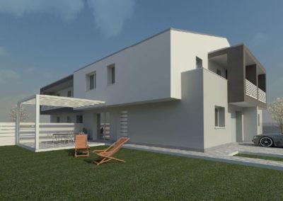 Progetto Quadrifamiliare Dalmazia - Studio bgarch-06