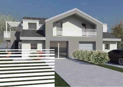 Progetto Casa C - Studio bgarch-02