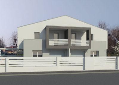 Progetto Quadrifamiliare Dalmazia - Studio bgarch-03