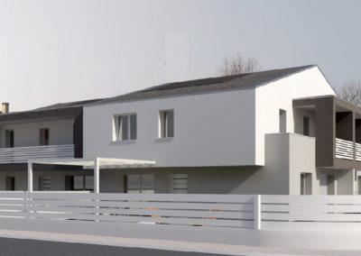 Progetto Quadrifamiliare Dalmazia - Studio bgarch-11